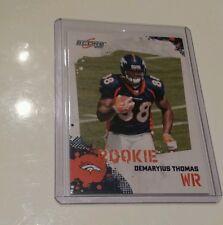 2010 Demaryius Thomas Score Rookie Card Lot (25)  Free Shipping  Broncos GA Tech