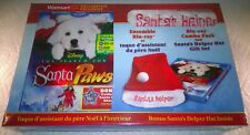 Disney: The Search for Santa Paws (2010, Canada) Walmart Exclusive with Hat NEW
