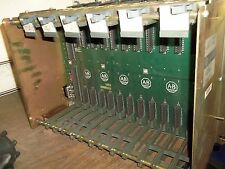 GOOD USED AB 1771-A3B1 SER A 12 SLOT I/O RACK CHASSIS FOR MODULES PLC   (Q7)