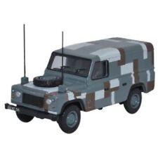 Modellini statici di veicoli militari Scala 1:76 per Land Rover