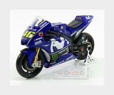 Yamaha Yzr-M1 #46 Season Motogp 2018 Valentino Rossi MAISTO 1:18 MI31594-ROSSI