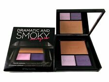Victoria's Secret Dramatic & Smoky Face & Eye Trio Make Up Bronzer & Shadow Duo