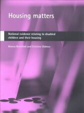 Housing matters: National evidence relating to disabled children and-ExLibrary