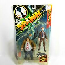 New Todd McFarlane's Spawn > Sam and Twitch Ultra Action Figures - Series 7