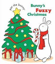 Bunny's Fuzzy Christmas (Pat the Bunny)