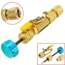 R134a R22 R410A Car Air Conditioning 1/4'' Valve Core Remover Tool Installer