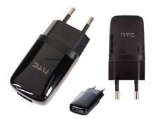 Original Netzteil für HTC One M7 M8 M9 Smartphone Ladegerät Schwarz
