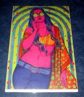 LUNA #1 1:25 JENNY FRISON virgin variant 1st print BOOM STUDIOS COMIC 2021 NM