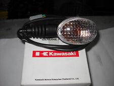 KAWASAKI FANALINO LAMPEGGIATORE ANT. SX ORIGINALE NINJA 250R 23037-0116