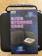 SNES Storage Case BRAND NEW