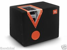 "JBL CSX-1400BP 12"" 1400W Car/Home BandPass Subwoofer Box Enclosure"