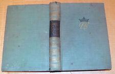 Sing Sister Sing Vicki Baum Basil Creighton 1936 hardcover book