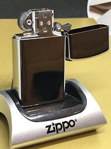 Personalised Genuine REAL Plain Zippo Lighter  GIFT BOX