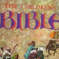 Children Bible Golden Press New York 1965 Hardcover illustrated Children's No DJ