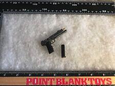 ART FIGURES Mod 1911 Pistol  AIDOL 3 CROSSBONES 1/6 ACTION FIGURE TOYS dam did