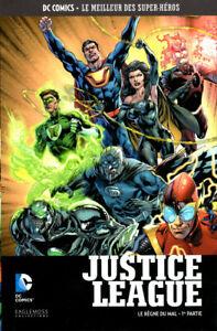 DC COMICS LE MEILLEUR DES SUPER HEROS - JUSTICE LEAGUE > VOL. 90 / EAGLEMOSS