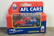 Commodore Racing Bulldogs - Matchbox AFL Cars in Box *37852