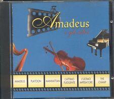 Amadeus e gli altri - RCA Mozart/Beethoven/Strauss/Wagner/Sibelius/bach Cd Ex