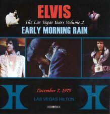 Elvis Collectors CD - Las Vegas Years Vol 2 - Early Morning Rain