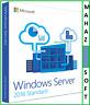 Microsoft SQL Server 2016 STANDARD w/ 32&64 bits FULL RETAIL + Original License