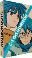 ★ Log Horizon ★ Intégrale 2 Saisons - Édition Collector Limitée A4 [Blu-ray]