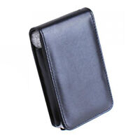 Black Leather Case for iPod Classic 6th Gen 120GB 80GB/5th Gen 30G 60GB 80GB