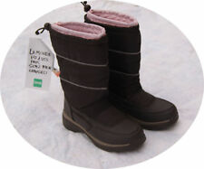 Youth Girls Cougar Winter Boots size 2 Brown New -24F -11C