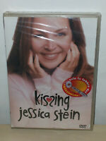 KISSING JESSICA STEIN - DVD