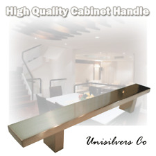 """16"""" Stainless Steel Finish Kitchen Cabinet Pull Handle"""