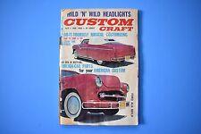 CUSTOM CRAFT Magazine January 1963 Issue