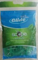 Oral-B Glide Complete with Scope Outlast Dental Floss Picks, Mint - 75 Count