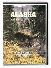 ALASKA: Silence & Solitude 2004 DVD Bob Swerer >NEW<