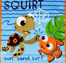Extra Grande Disney Buscando a Nemo Dory Toalla Baño Playa Infantil Azul