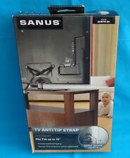 Sanus TV Anti-Tip Strap ELM701-B1 Fits TV's to 70""