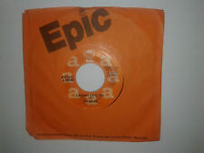 "Treasure / I Wanna Love You  - Disco Vinile 45 Giri 7"" PROMO STAMPA USA 1977"