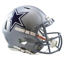 Dallas Cowboys FULL SIZE AUTHENTIC SPEED Helmet