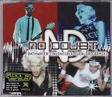 No Doubt - Bathwater (Remix) **2004 Australian 3 Track CD Single+CD ROM**EXC