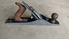 Vintage Stanley Baily No. # 5 Wood Hand PLANE Woodworking Tool Made in USA