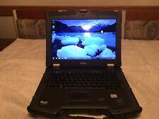 """Dell Latitude E6400 XFR 14"""" Rugged Laptop 2.53GHz 4GB 120GB Win 7 Pro"""