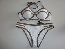 NEXT White Bikini Size 34A / 8 NWT