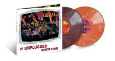 NIRVANA: Live MTV Unplugged Limited Ed 25th Anniversary Colored Vinyl 2LP NEW
