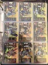 1994-95 MCDONALD'S UPPER DECK  COMPLETE HOCKEY SET (40) PACK PULLED