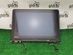 Used Lenovo Yoga 12 20C0 FHD TOUCH SCREEN Full ASSEMBLY DC02001T500
