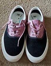 Vans Era Pro Lizzie Armanto Black Nostalgia Rose Skateboard Shoes Mens Size 12