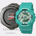 Authentic Casio G-Shock Men's X Large Teal Digital Watch GA110SN-3A