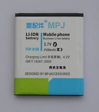 MPJ 2500mAh High Capacity Replacement  Battery For Samsung I8160 Galaxy Ace 2