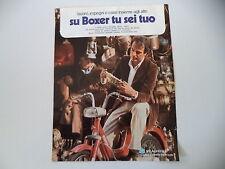 advertising Pubblicità 1978 PIAGGIO BOXER 50