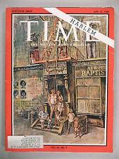 Time Magazine - July 31, 1964 -- Harlem, blacks cover
