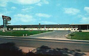 Vintage Postcard Southern Trails Motel Elizabethtown Kentucky KY