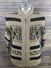 VTG Pendleton High Grade Western Wear The Dude Lebowski Mens Sweater Medium